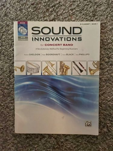 Sound Innovations for Concert Band for sale in Layton , UT