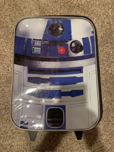Suitcase Star Wars R2D2 Youth Size Suitcase for sale in Kaysville , UT