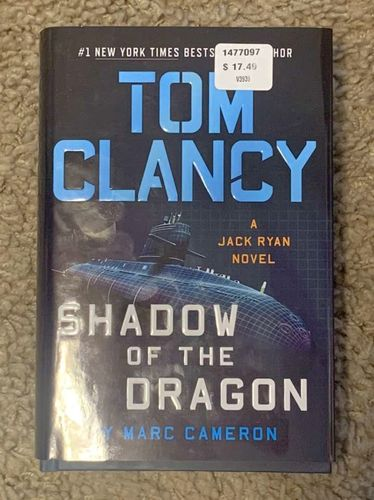 Tom Clancy Shadow Of The Dragon  for sale in Kaysville , UT