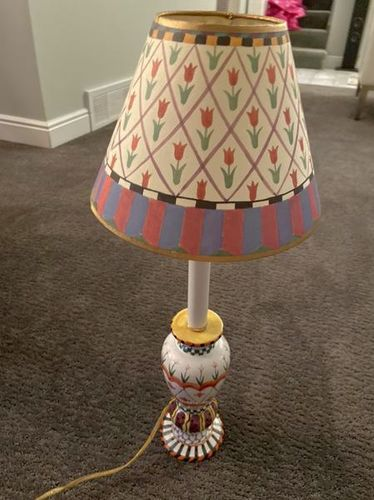 Painted Lamp for sale in Sandy , UT