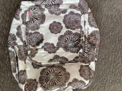 Downeast Floral Backpack