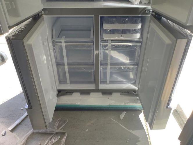 Samsung RF23J9011SR/AA FlexZone 22.5-cubic foot 4-Door Counter-depth French Door Refrigerator with Ice Maker for sale in Sandy , UT