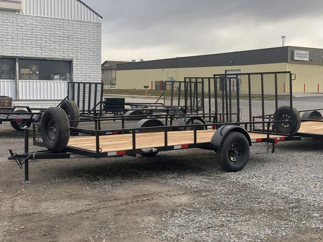 7x14 Workhorse Trailer  for sale in Tremonton , UT