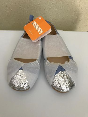 Brand New Gymboree Glitter Cap Toe Flats with Tag for sale in Salt Lake City , UT
