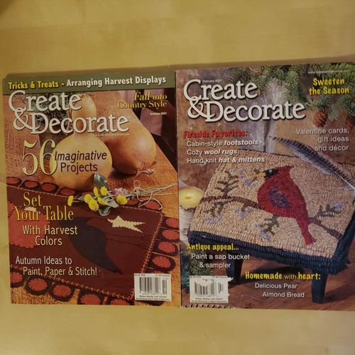 Create and Decorate Magazines for sale in Sandy , UT