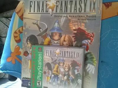 FINAL FANTASY 1X WITH STRATEGY GUIDE