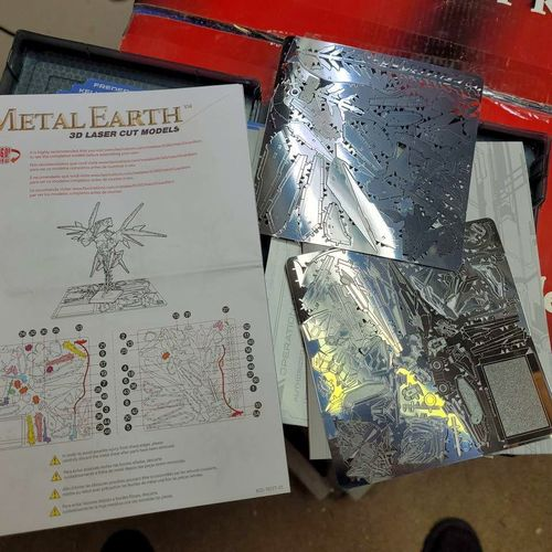 Metal Earth  for sale in Clinton , UT