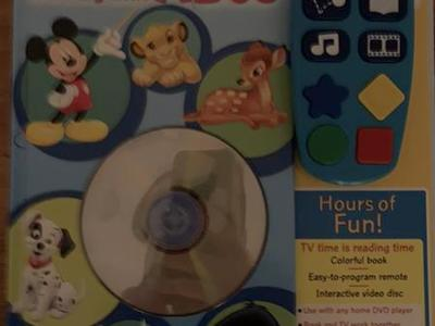 Disney Read, Watch, And Play With ABCs