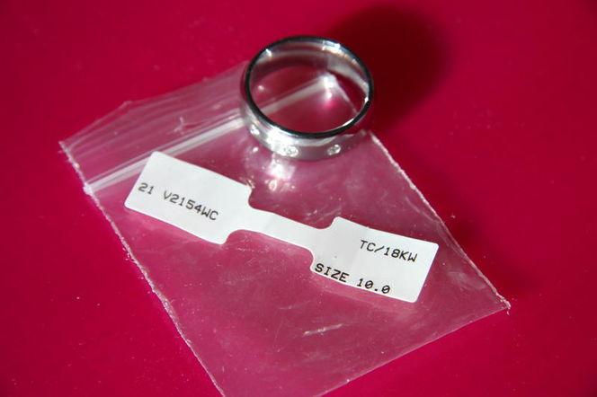 Artcarved Tungsten Carbide men's ring w/ diamonds for sale in Murray , UT