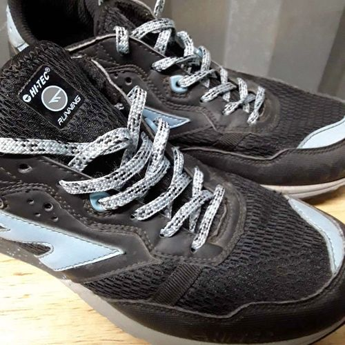 HI TEC TRAIL RUNNING SHOES for sale in Bountiful , UT