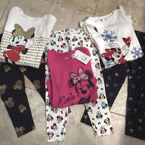 Three Cute Disney Outfits Size 4 for sale in West Jordan , UT