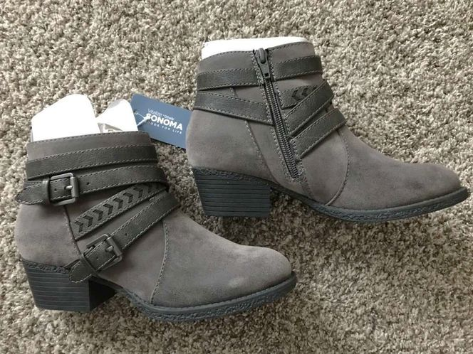 New Ankle Boots Size 7 for sale in West Jordan , UT