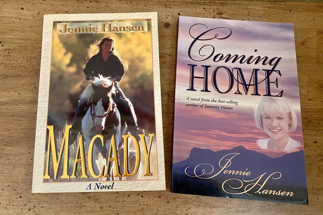TWO NEW Books - Value Over $20 - By Jennie Hansen- Please See Photos For Details. for sale in South Jordan , UT