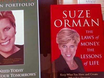 Suze Orman The Laws of Money lessons Life book vhs