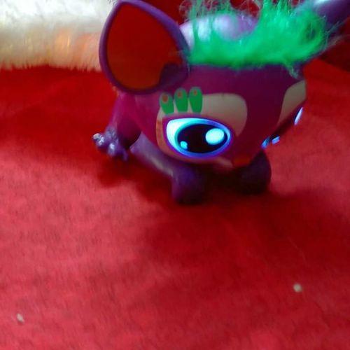 Lil Gleemerz Figure Toy Doll Furry Light Up Tail  for sale in West Jordan , UT