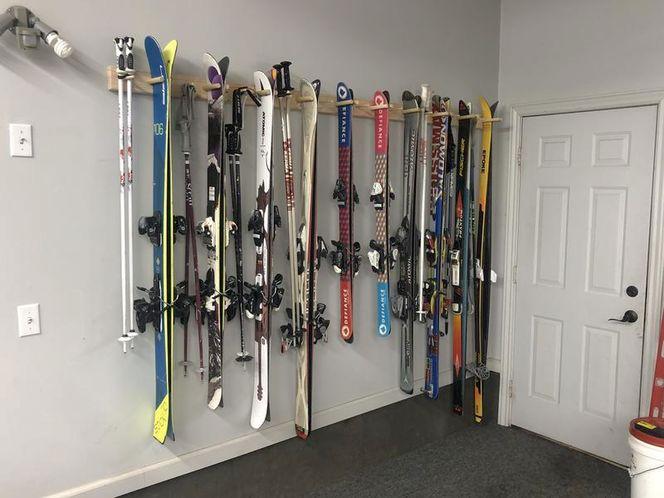 Precision Ski Racks (2 Pair to 10 Pair Lengths) for sale in North Ogden , UT