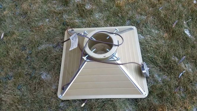 Christmas tree stand vintage rotating mcm atomic for sale in Murray , UT