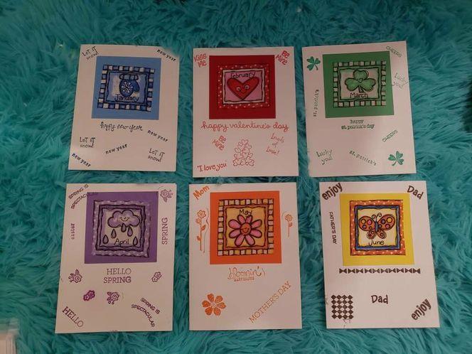 Handmade cards  for sale in West Jordan , UT