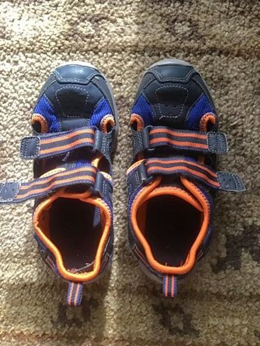 Stride Rite Kids Play Sport Sandals GUC Size 13 for sale in Salt Lake City , UT