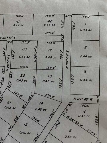 Brian Head Building Lot for sale in St. George , UT