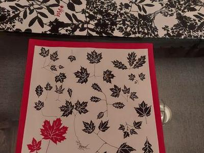 Placemats & table runner - (18)