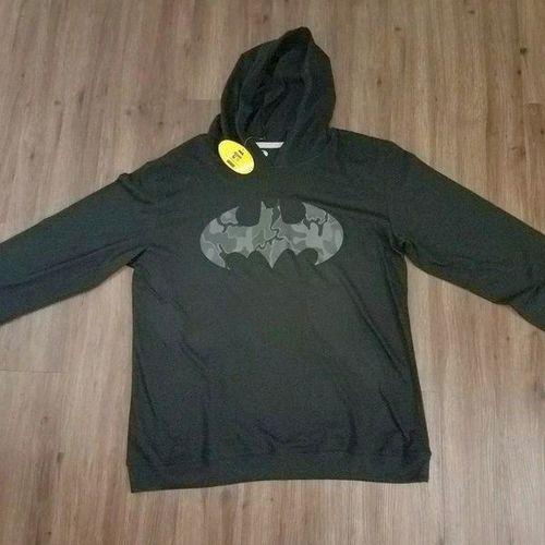 New Med DC Comics Batman Black&Grey Camo Hoodie  for sale in Taylorsville , UT