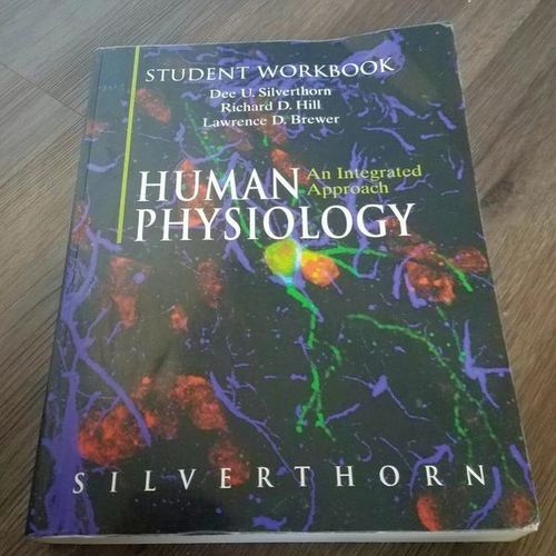 Student Workbook For Human Physiology  for sale in Taylorsville , UT