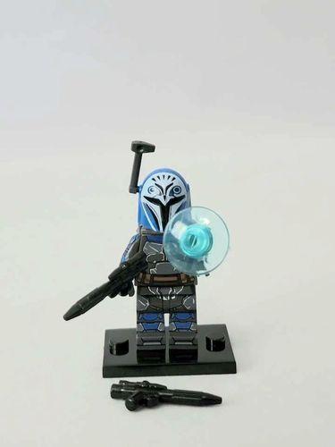 Star Wars Bo-Katan Kryze The Mandalorian Minifgure for sale in Taylorsville , UT