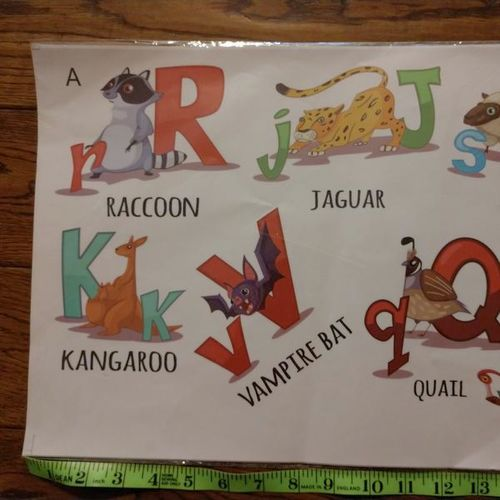 Large alphabet wall stickers for sale in Spanish Fork , UT