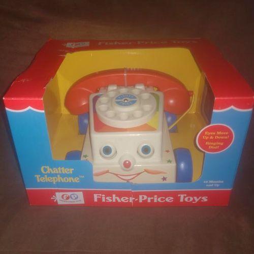 Fisher Price Retro Chatter telephone for sale in Spanish Fork , UT
