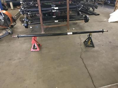 Trailer Axles In Stock