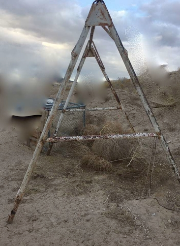 A frame SWING 8' x 8' for sale in Panaca , NV