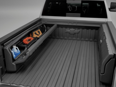 Tool boxes / storage for Chevy truck