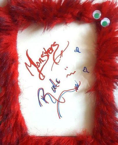 Furry Monster Picture Frame for sale in West Jordan , UT