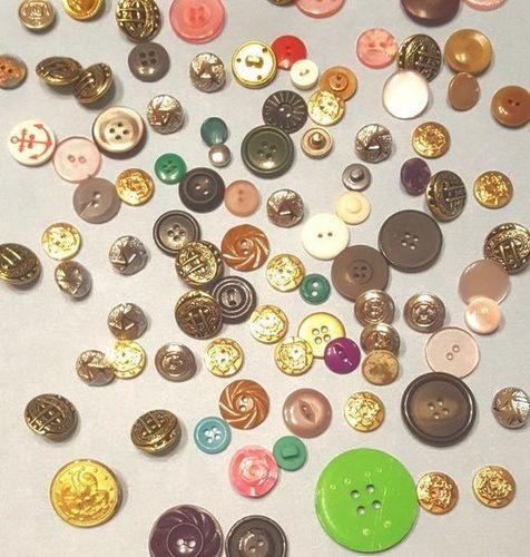 Lot of Vintage\Antique Buttons for sale in West Jordan , UT