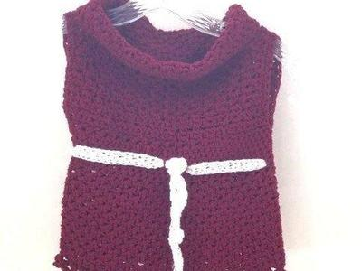 Girl's Knit Top