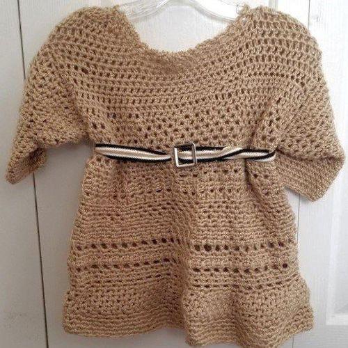 Girl's Cute Knitted Dress for sale in West Jordan , UT
