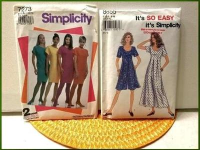 2 Simplicity Size A Misses' Patterns