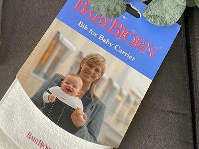 NEW Baby Bjorn Bibs For Baby Carrier