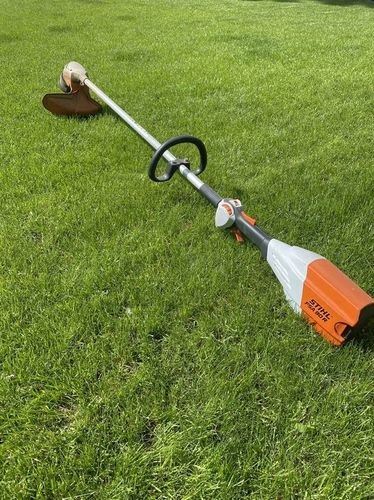 Stihl FSA 90 R Battery Operated Weed Eater for sale in Sandy , UT