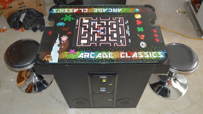 Multi Coctail Table Arcade Game  1 yr  Warranty for sale in Woodland Hills , UT