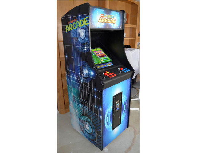 Classic Arcade Upright Cabinet 815 games Installed for sale in Woodland Hills , UT
