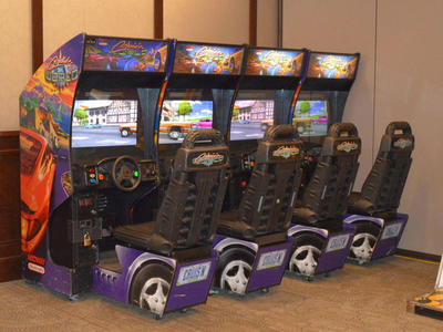 Arcade Games For Your Party or Event