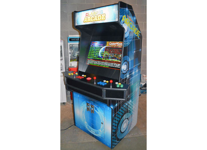 Ultimate 4 Player Multi Game Arcade Game •NEW• for sale in Woodland Hills , UT