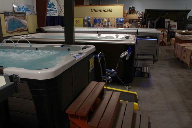 Springville Swim Spa Testing for sale in Springville , UT
