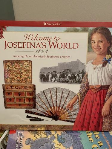 American Doll Book Josefina's World for sale in Draper , UT