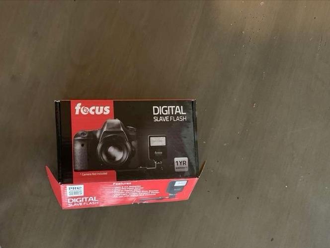 Pro Series Focus Digital flash for sale in Draper , UT