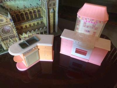 Barbie furniture collection & accessories