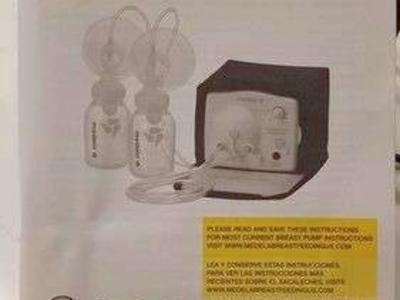 Medela Pump In Style Advanced Double Breast Pump & Accessories