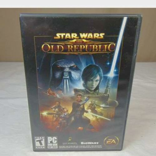 Star Wars The Old Republic PC Game for sale in Kaysville , UT
